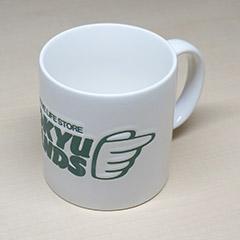 ハンズのマグカップ